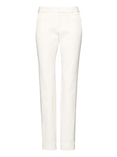 Sloan Skinny-Fit Heavy Weight Bi-Stretch Ankle Pant