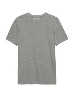 Authentic SUPIMA® Cotton Crew-Neck T-Shirt