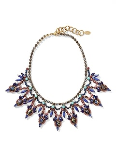 Elizabeth Cole &#124 Madina Necklace