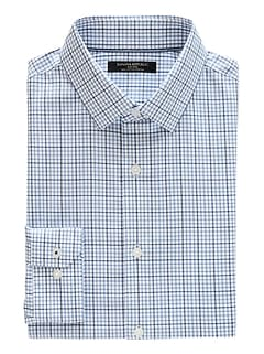 Camden Standard-Fit Non-Iron Check Shirt