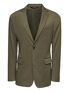 Slim Rapid Movement Suit Jacket
