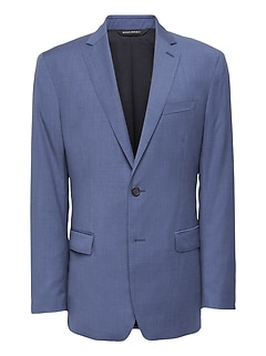 Standard Italian Wool Suit Jacket