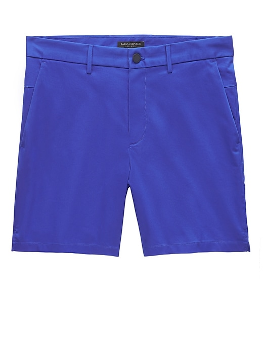 "7"" Core Temp Aiden Slim Short by Banana Repbulic"