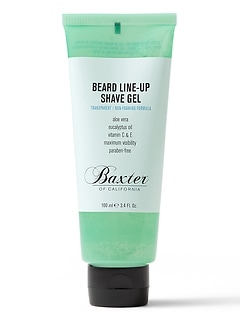 Baxter | Beard Line-Up Shave Gel