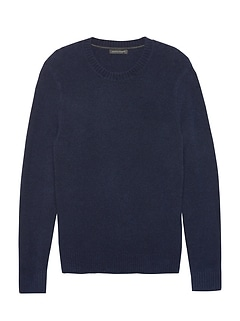 Cotton-Wool Blend Sweater