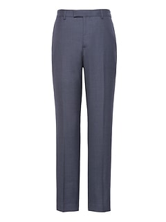 Slim Smart-Weight Performance Suit Pant