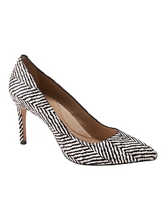Madison 12-Hour Animal Print Pump