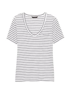 SUPIMA® Cotton Pocket V-Neck T-Shirt