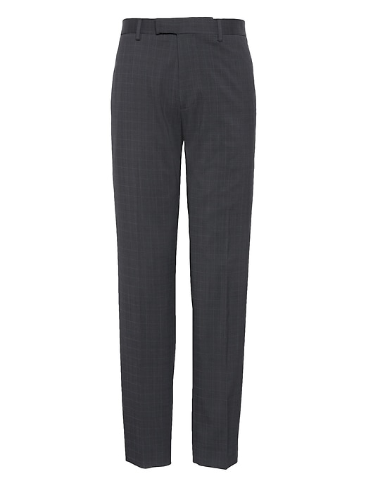 Athletic Tapered Performance Stretch Wool Dress Pant