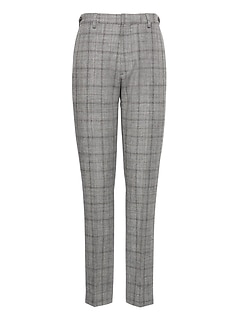 BR x Kevin Love &#124 Athletic Tapered Plaid Suit Pant