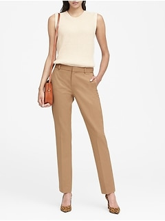 Ryan Slim Straight-Fit Machine-Washable Pant
