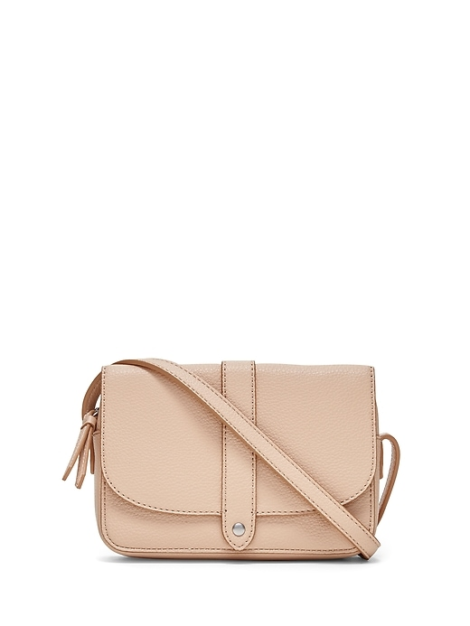 Vegan Leather Phone Crossbody by Banana Repbulic