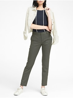 Ryan Slim Straight-Fit Pant