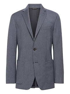 Standard Brushed Oxford Suit Jacket