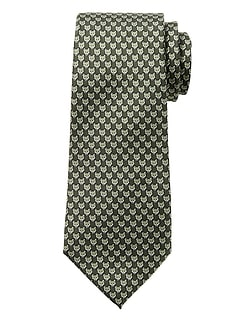 Fox Silk Nanotex® Tie