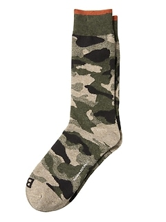 BR x Kevin Love &#124 Camo Sock