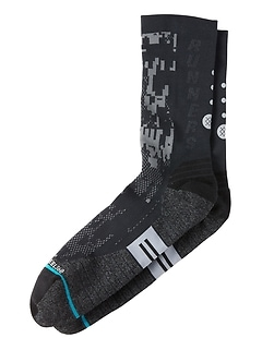 Stance &#124 Prism Run Compression Crew Sock