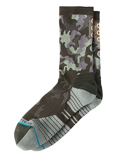 Stance &#124 Serve Run Compression Crew Sock