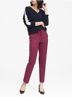 Ryan Slim Straight-Fit Washable Pant