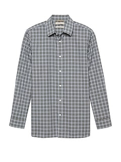 Heritage NEW Slim-Fit Tartan Plaid Shirt