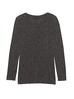 Soft Stretch Tunic T-Shirt