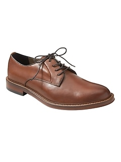Hinto Italian Leather Oxford