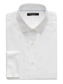 Camden Standard-Fit Non-Iron French Cuff Dress Shirt
