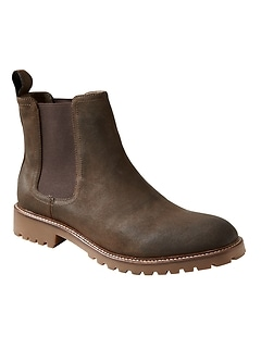 Tanner Lug Sole Chelsea Boot