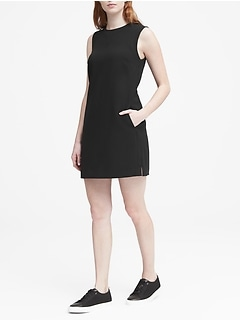 Sporty Shift Dress