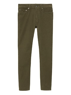 Skinny Brushed Traveler Pant