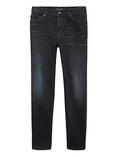 Slim Rapid Movement Denim Dark Wash Jean