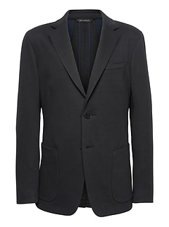 Slim Motion-Stretch Blazer
