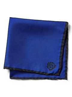 Bear Silk Pocket Square