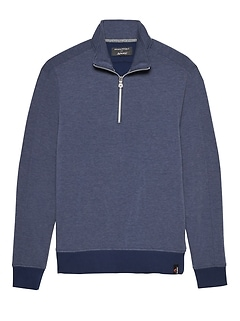 Polartec® Fleece Half-Zip Sweatshirt