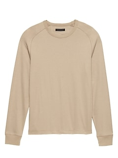 Core Temp Waffle-Knit Thermal T-Shirt