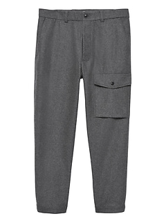 Heritage Trooper Italian Wool Blend Cargo Pant