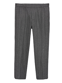 Heritage Athletic Tapered Herringbone Pant