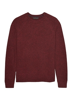 Donegal Crew-Neck Sweater