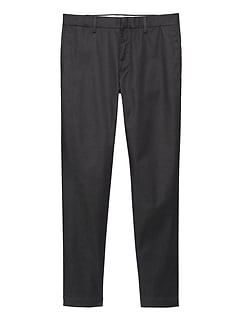 Mason Athletic Tapered Heathered Rapid Movement Chino