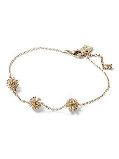 Delicate Fireball Bracelet