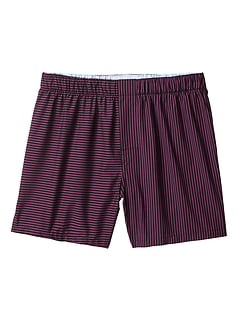 Two-Way Stripe Boxer