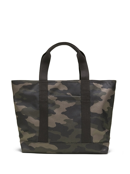 Camouflage Small Tote Bag