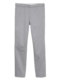 Emerson Straight Heathered Rapid Movement Chino