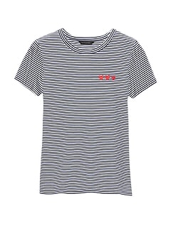 SUPIMA® Cotton Graphic T-Shirt