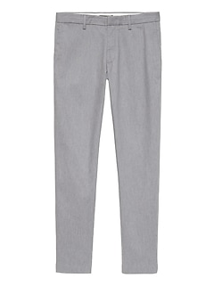 Aiden Slim Heathered Rapid Movement Chino