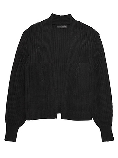 JAPAN EXCLUSIVE Chunky Cardigan Sweater