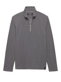 Polartec® Power Grid® Half-Zip Sweatshirt
