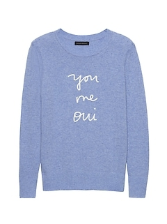 You Me Oui Sweater