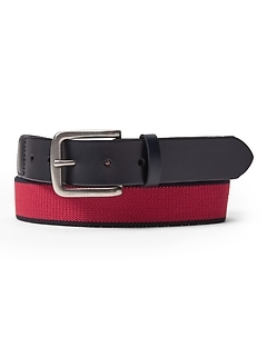 Stretch Webb Belt
