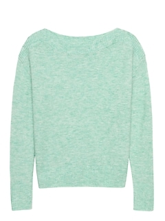 Aire Boat-Neck Sweater